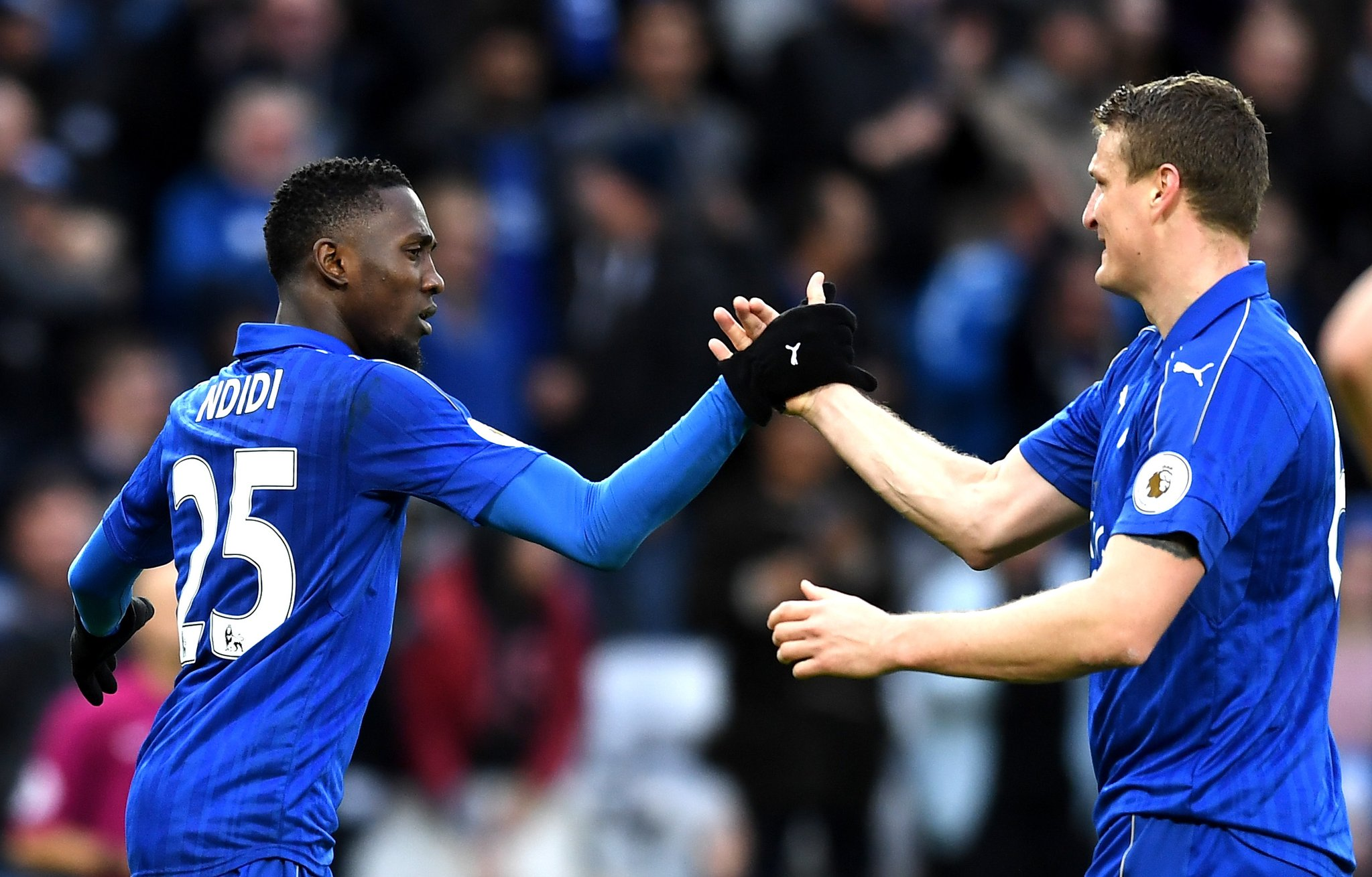 """Ndidi """"200% With Leicester"""",  Denies 'Agent' Linking Him To Man United"""
