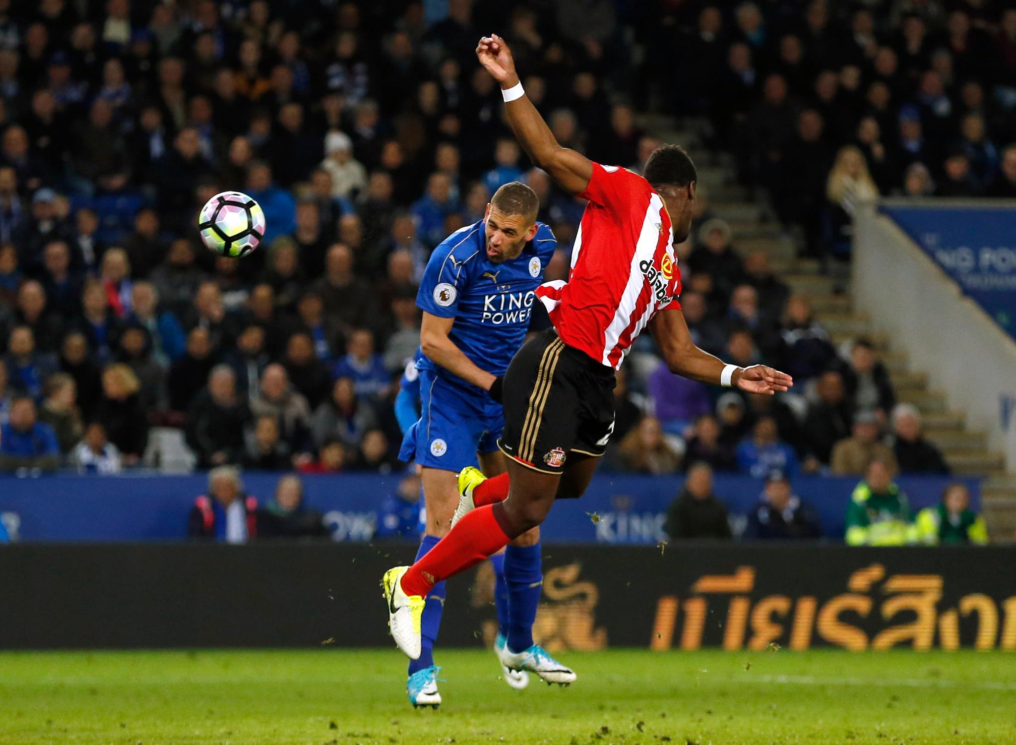 Ndidi Makes 10th Appearance In Leicester Win As Anichebe Returns; Watford Win