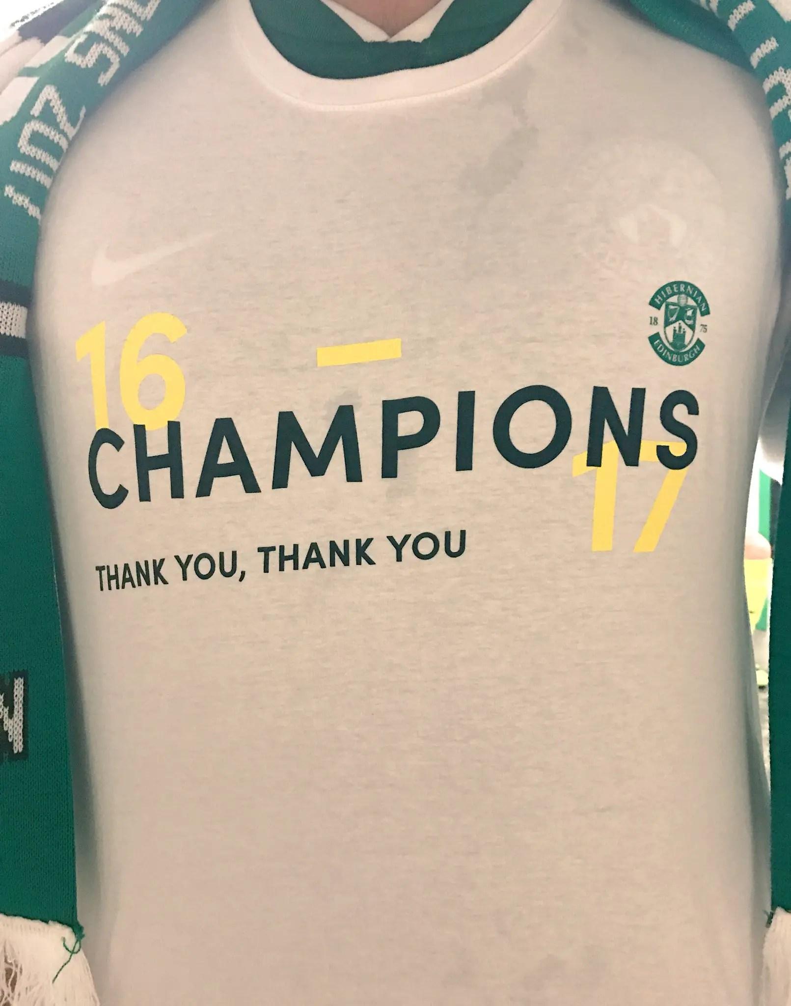Ambrose Clinches Scottish Championship Title, Promotion With Hibernian