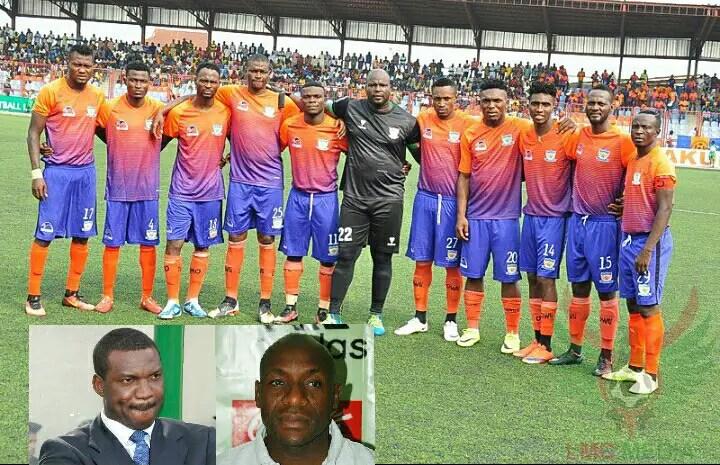 Sunshine Stars To Unveil Eguavoen, Shorunmu Today As New Coaches