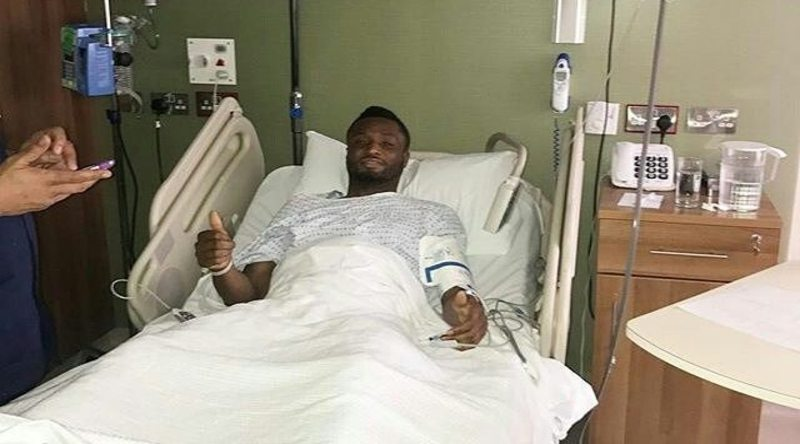 Mikel Undergoes Surgery, Eager To Return To Fitness