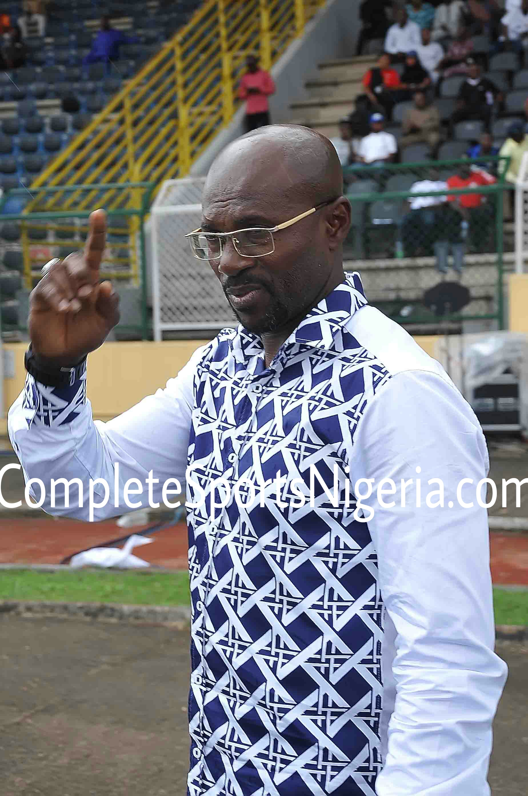 Imama To Get Rangers Sack Letter Today