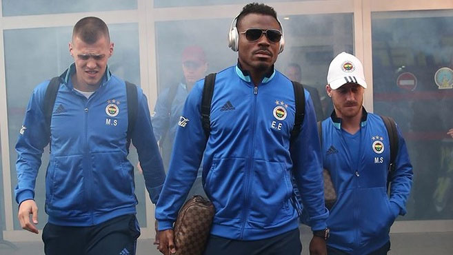 Spartak Moscow Not Keen On Emenike Return
