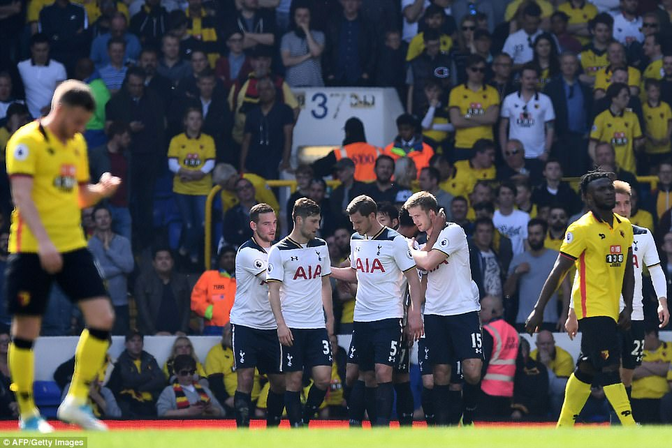 Mazzarri Pleased With Success' Showing  For Watford Against Spurs