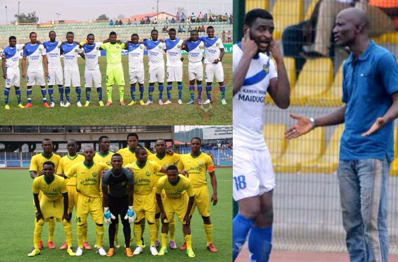 NPFL Matchday-17: El-kanemi Host Pillars, Hunt For 22nd Successive Home Win; Calabar Agog With Enyimba Vs Rangers Derby