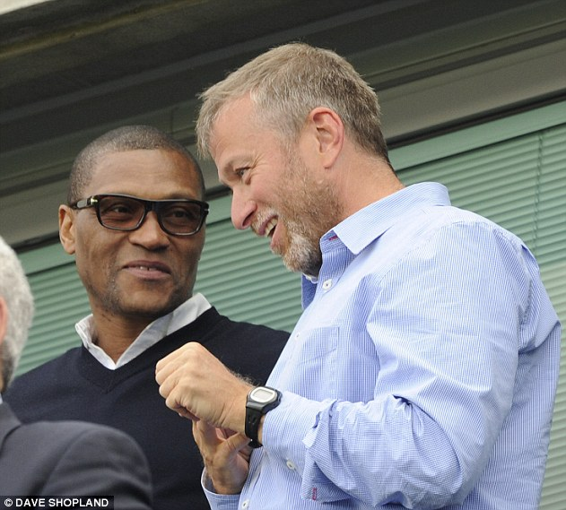 Emenalo: I Sent Flowers To Leicester For Letting Kante Join Chelsea