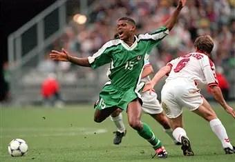 NIGERIA VS CORSICA, TOGO: 6 Memorable Super Eagles Matches In France