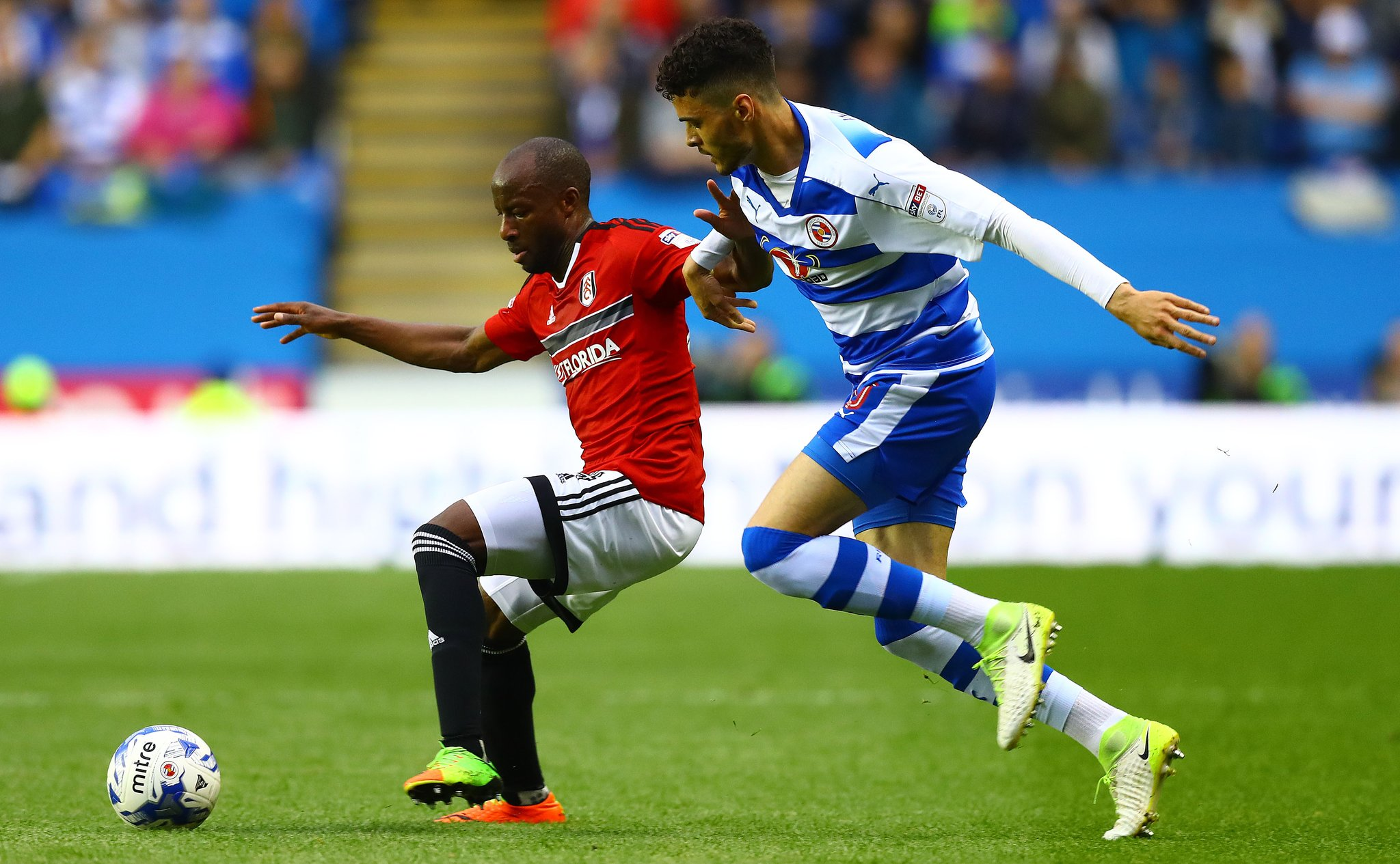 Reading Knock Aluko's Fulham Out Of EPL Play-Offs