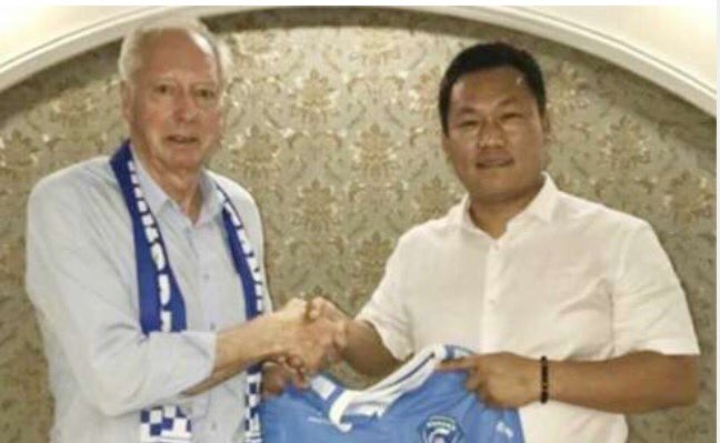 Chinese Club Yitong Appoint BonfrereAs New Head Coach