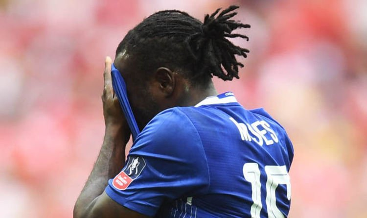 Courtois: Moses Doesn't Need To Apologise For Red Card