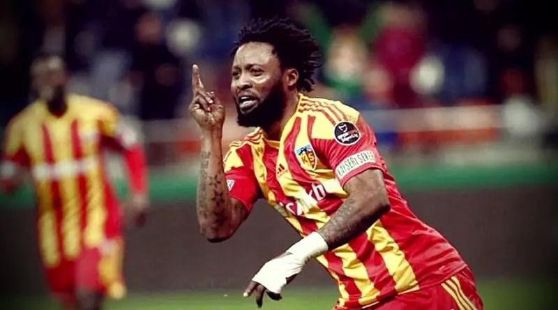 Lawal Sure Kayserispor Will Avoid Relegation, Eyes Super Eagles Recall