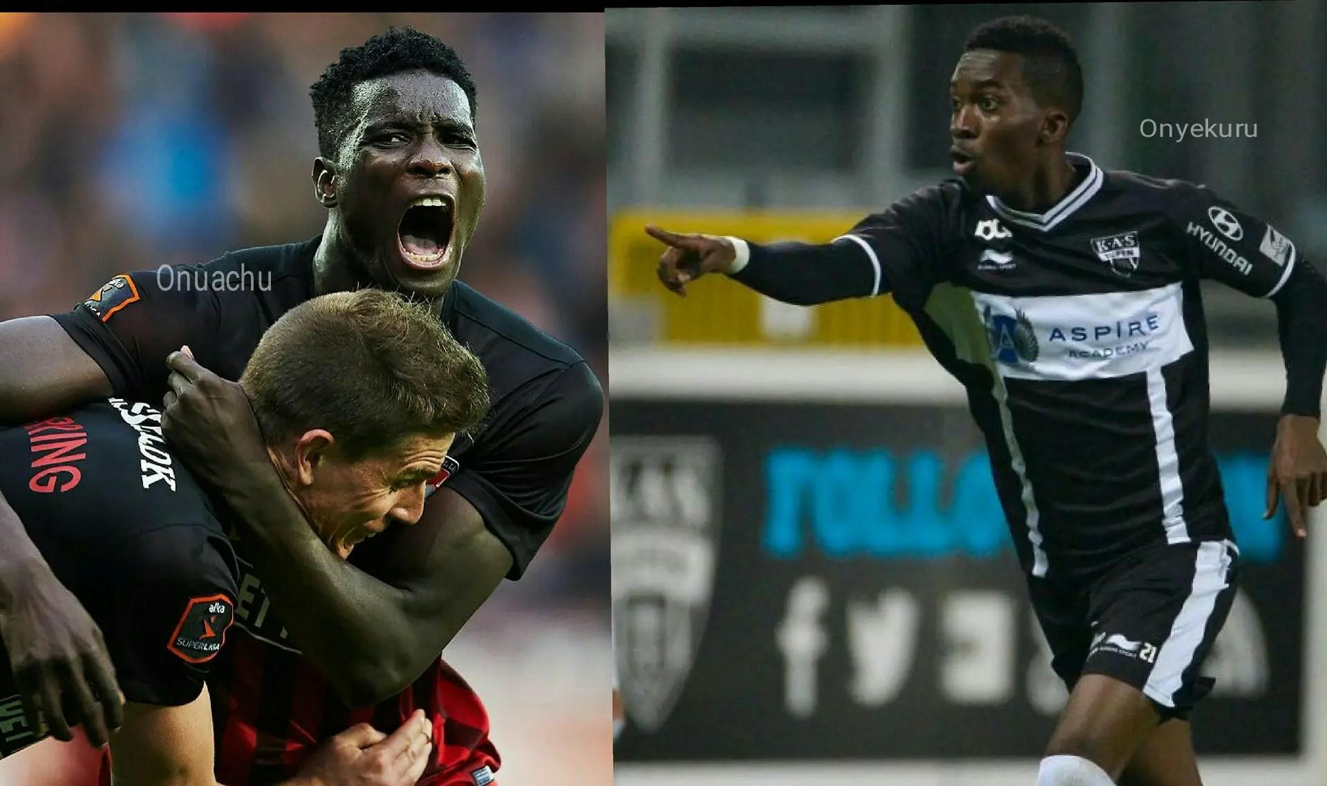 Onyekuru, Onuachu On Target In Belgium, Denmark As Eupen, Midtjylland Win
