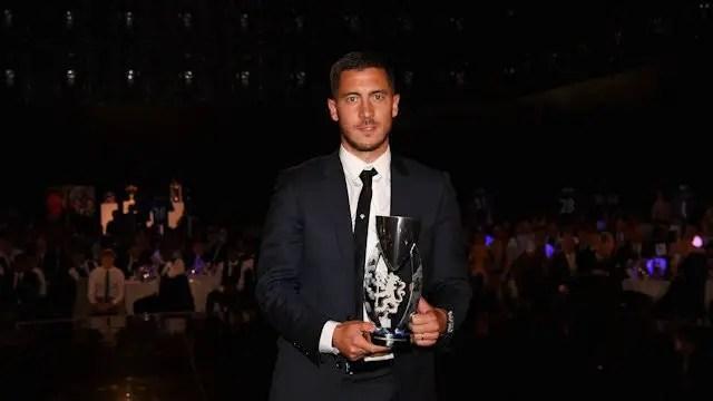 Hazard,  Kante Bag Chelsea Best Player Awards