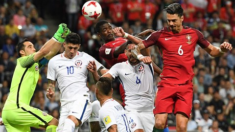 Confed Cup: Chile Reach Final, Beat Portugal 3-0 On Penalties