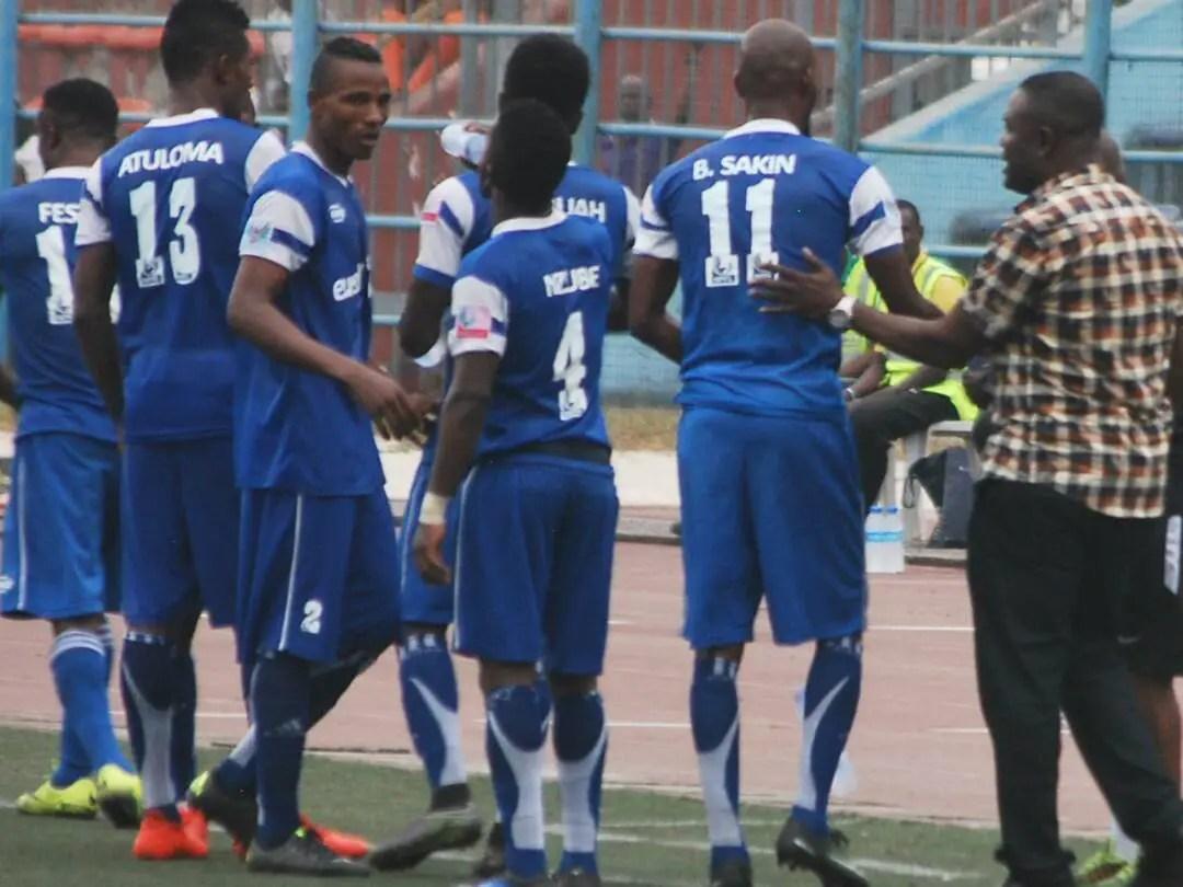 Ex-Nigeria Star Imenger: I Saw Nigerian Clubs' Failure InCAFCL And CAFCC Coming