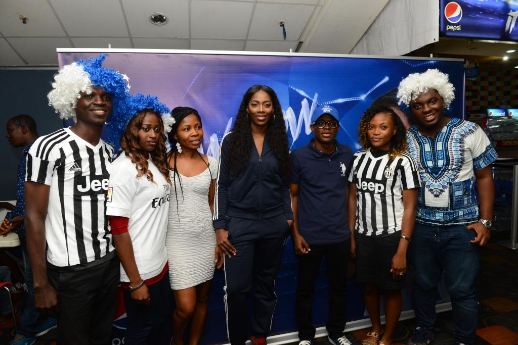 Pepsi Brought The UEFA Champions League Final To Life In Nigeria