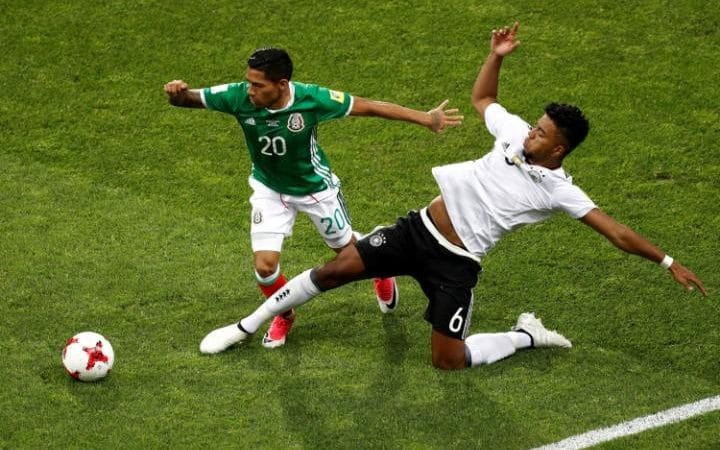 Confed Cup: Young Germans Thrash Mexico, Set Up Final Vs Chile