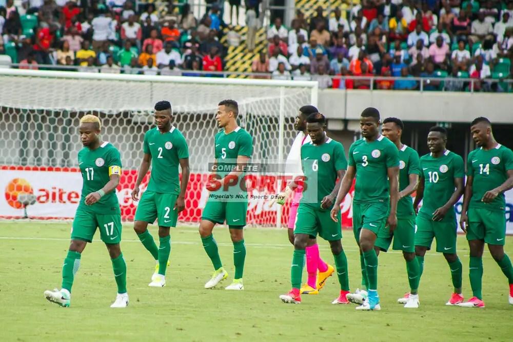 Nwosu Optimistic Nigeria Will Qualify For 2019 AFCON Despite Matchday-One Setback