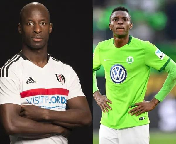 Aluko, Osimhen Clash As Wolfsburg Take On Fulham In Friendly
