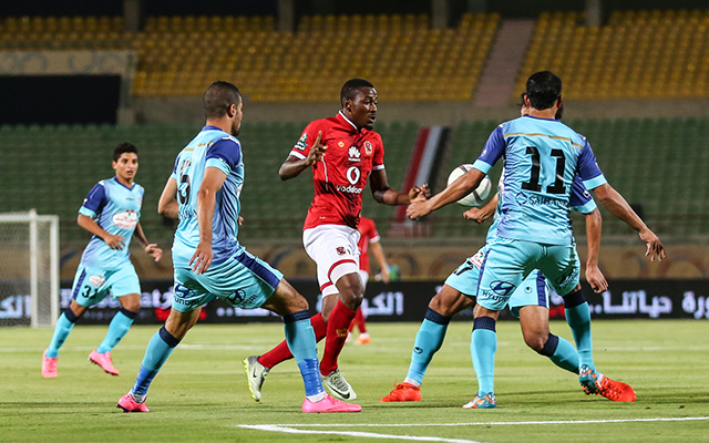 INVINCIBLES: Ajayi Scores As Champions Ahly End Season Unbeaten