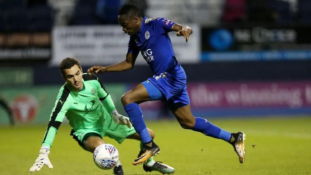 "Leicester Boss Praises ""Threatening"" Musa After Luton Win"