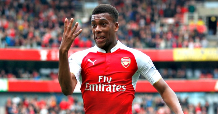 Iwobi Listed Among Arsenal's Top Eight Emirates Cup Talents  