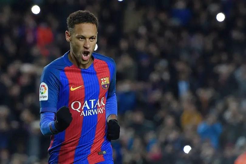 Neymar 'Happy' At Barca Despite €222m PSG Interest