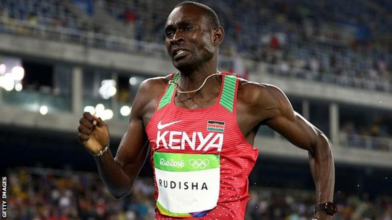 Kenyan Superstar Rudisha Pulls Out Of IAAF Worlds