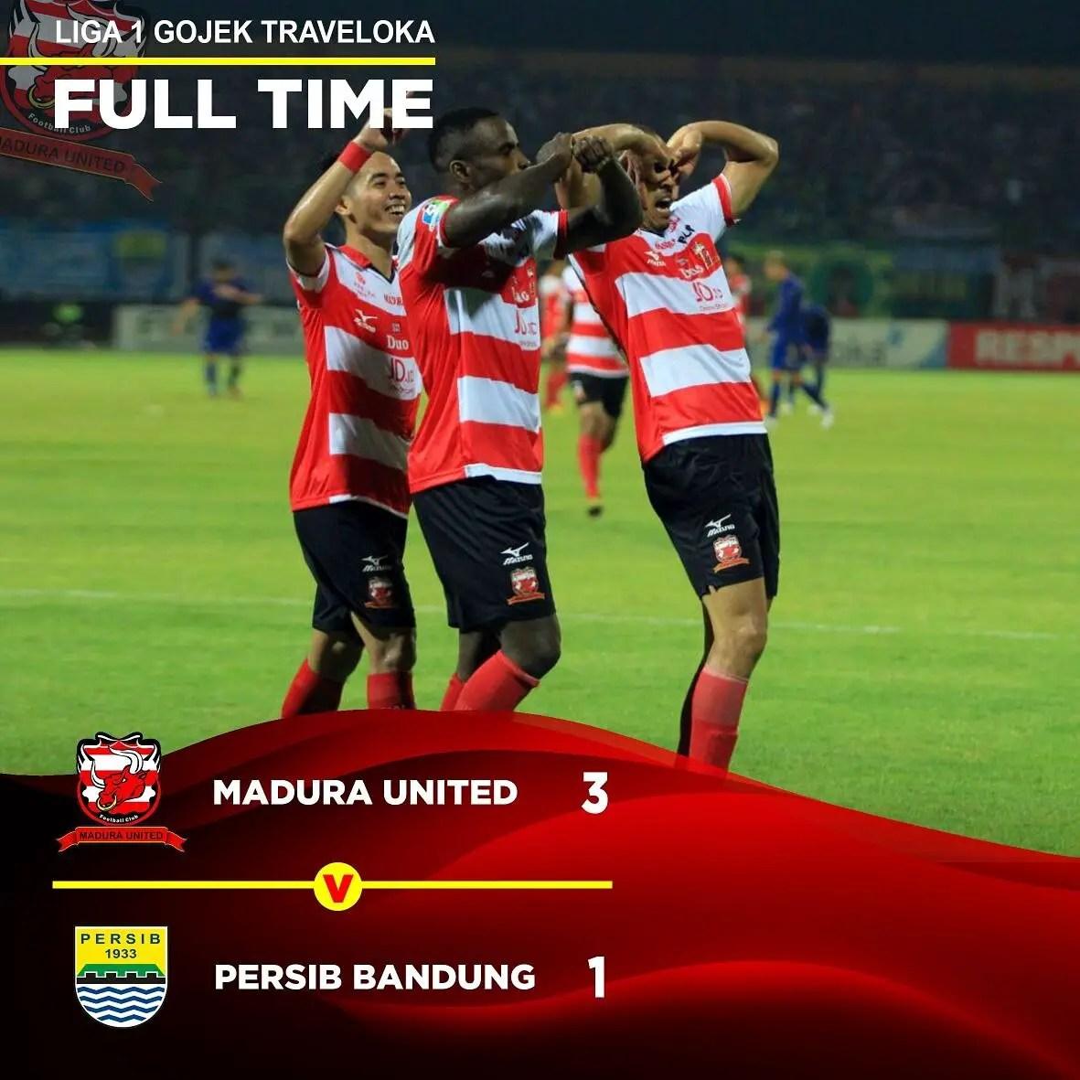 Odemwingie Scores Brace In Madura United Win