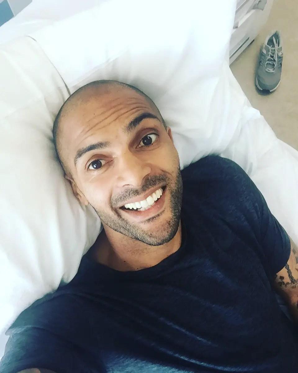 Ikeme 'Still Happy, Grateful' Despite Leukaemia Battle