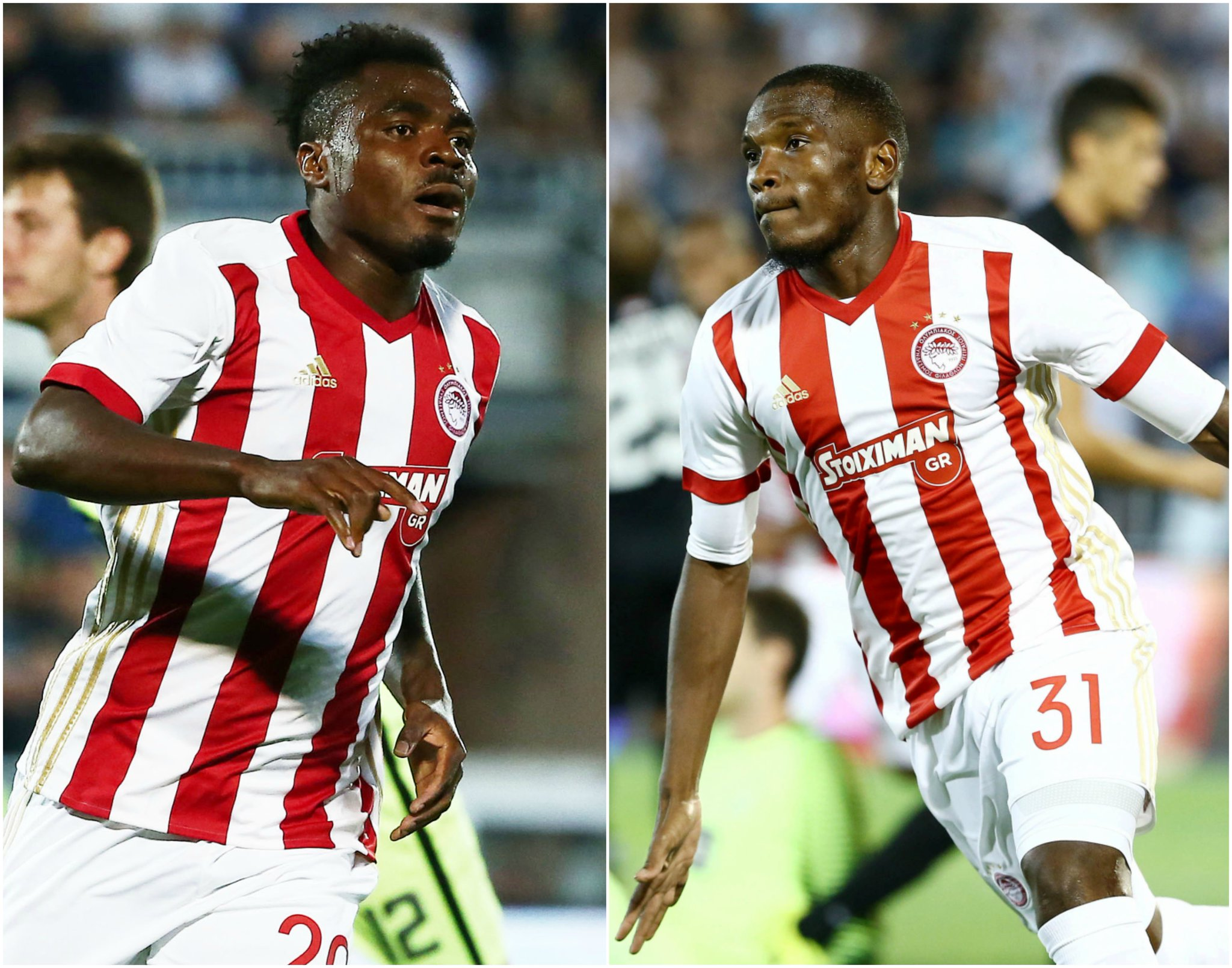 UCL Qualifiers: Emenike Scores, Samuel Benched As Olympiacos, CSKA Win