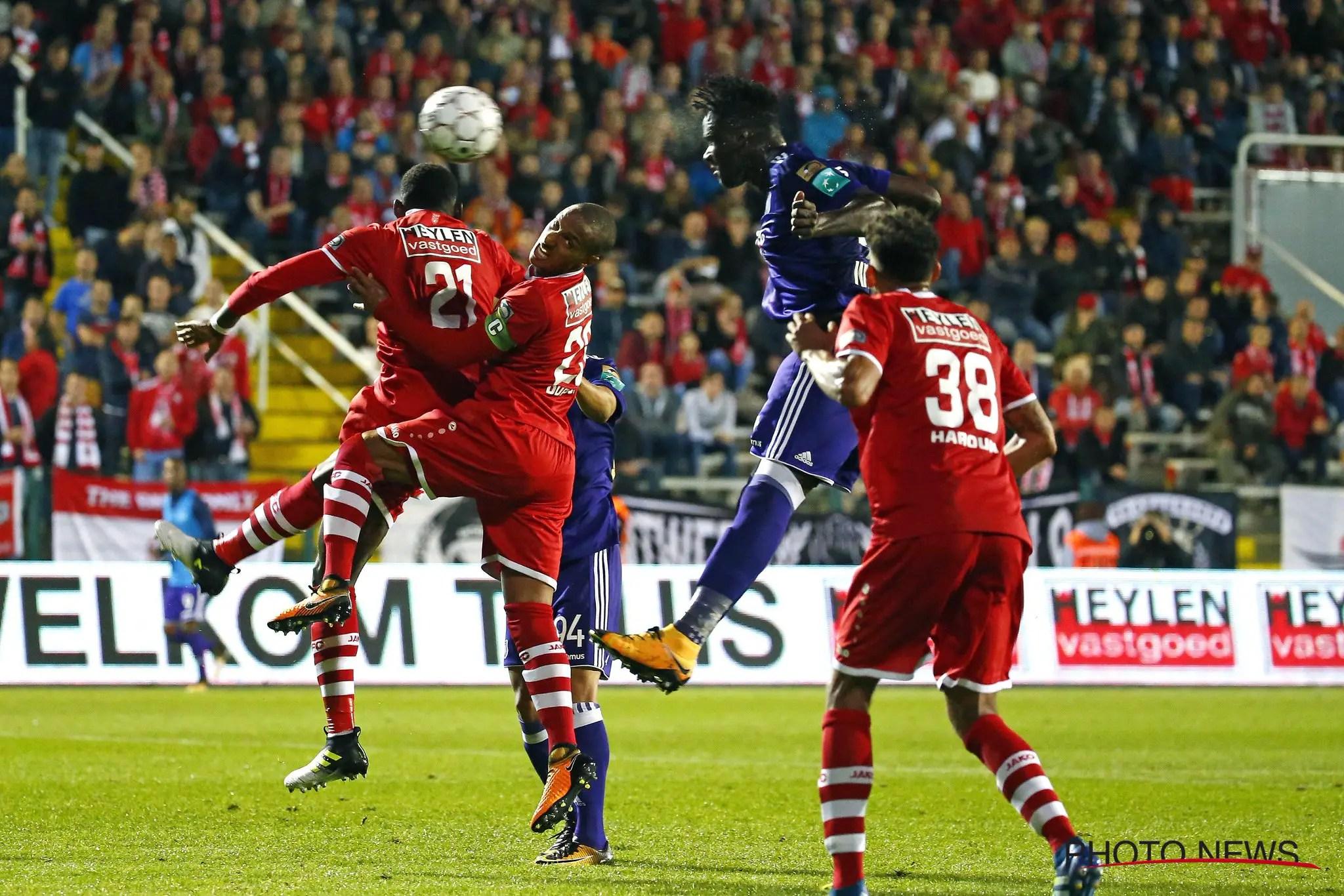 Onyekuru Benched As Anderlecht Can't Score In League Opener