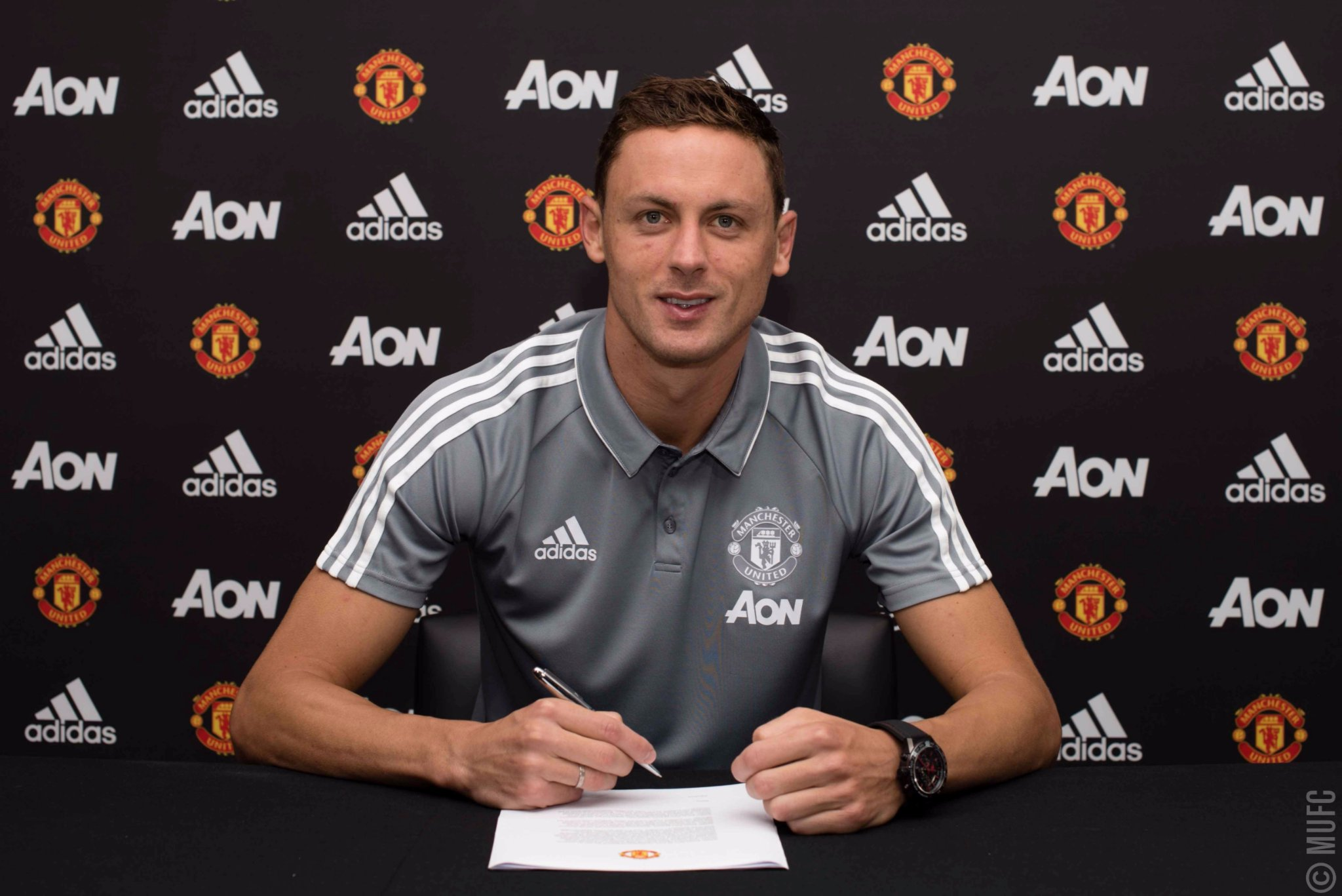 Matic: Why I Joined Man United, Reunited With Mourinho