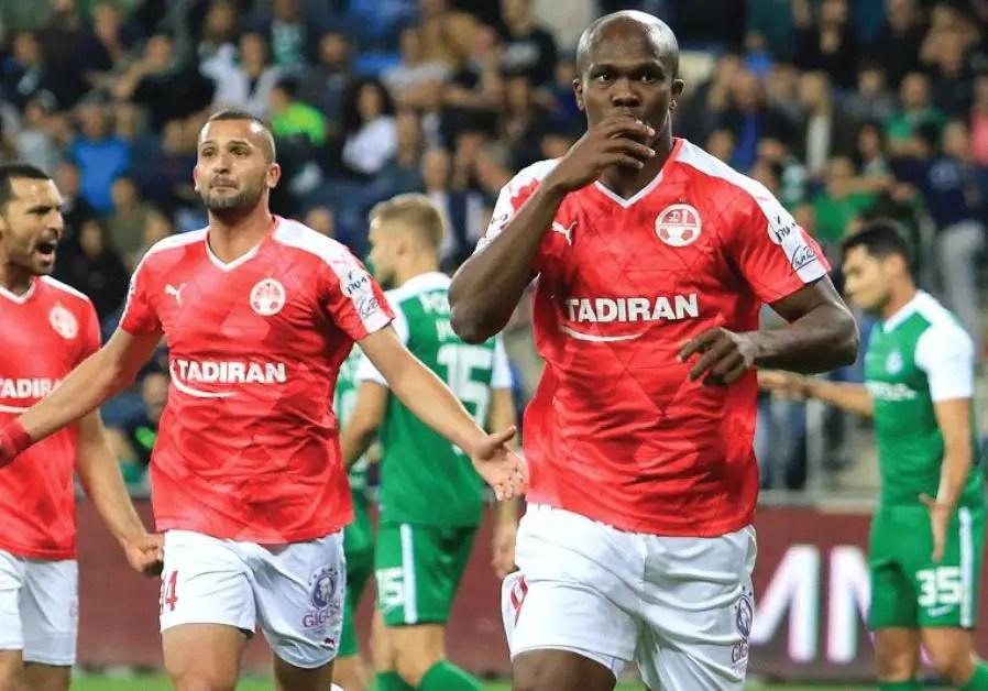 Nwakaeme Scores 3rd UCL Goal, Ogu Stars As Be'er Sheva Beat Ludogorets