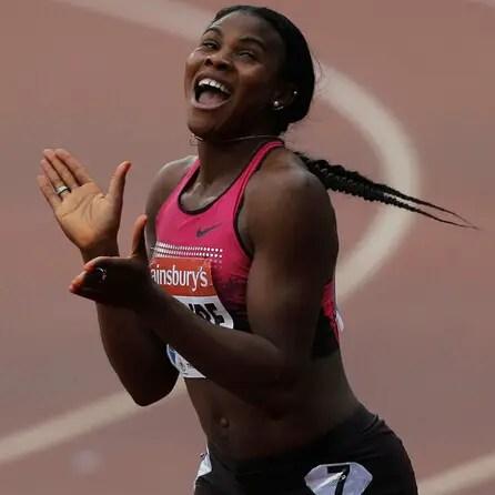 AFN Name Okagbare, Amusan, 10 Others For IAAF Worlds