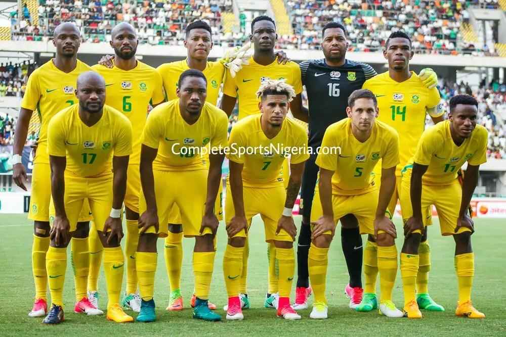 Tanzania Stun South Africa In COSAFA Cup Q/Final