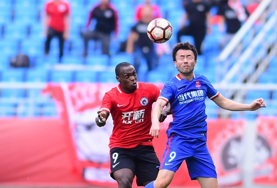 Ujah Fires Blanks, Martins Missing In CSL; Ajayi In Action As Al Ahly Win, Egbuchlam Earns Second Start