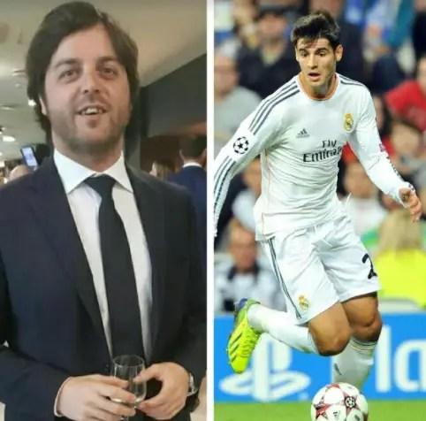 Veteran Player Scout Ribalta Joins Man United, Set To Help Mourinho Sign Morata