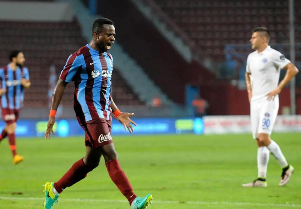 Onazi Quits Trabzonspor Over Unpaid Salaries, Agent Makinwa Claims