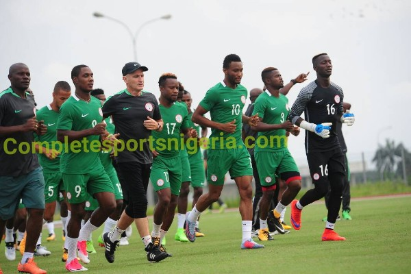 CAMEROON VS NIGERIA: Yaounde Weather Perfect For Super Eagles