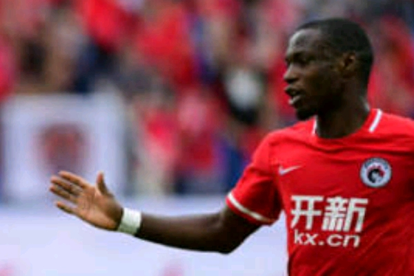 Hannover Give Up On Anthony Ujah Chase