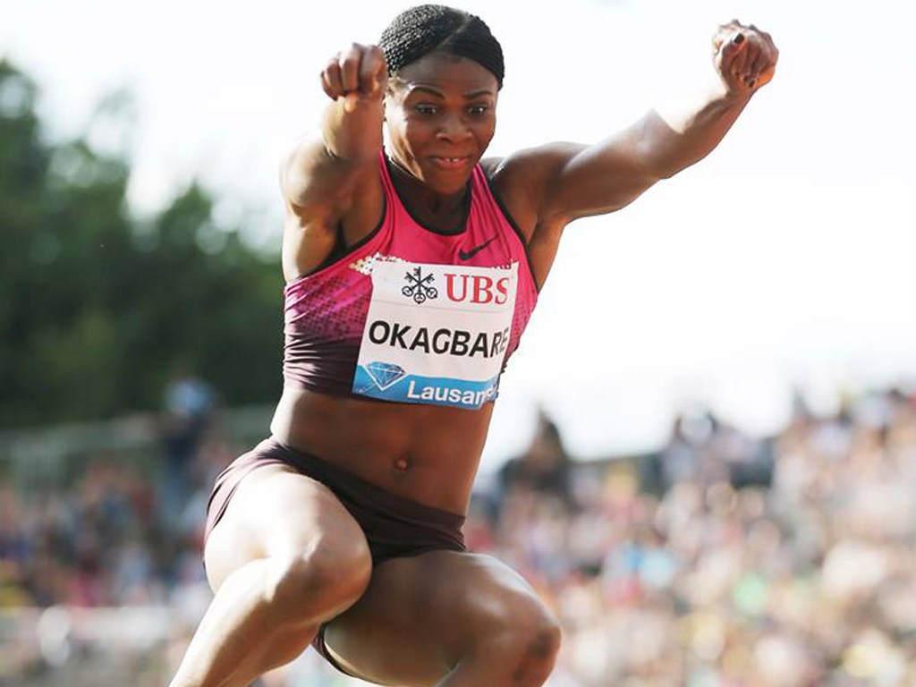 IAAF Worlds: Okagbare Leaps Into Long Jump Final As Brume Crashes