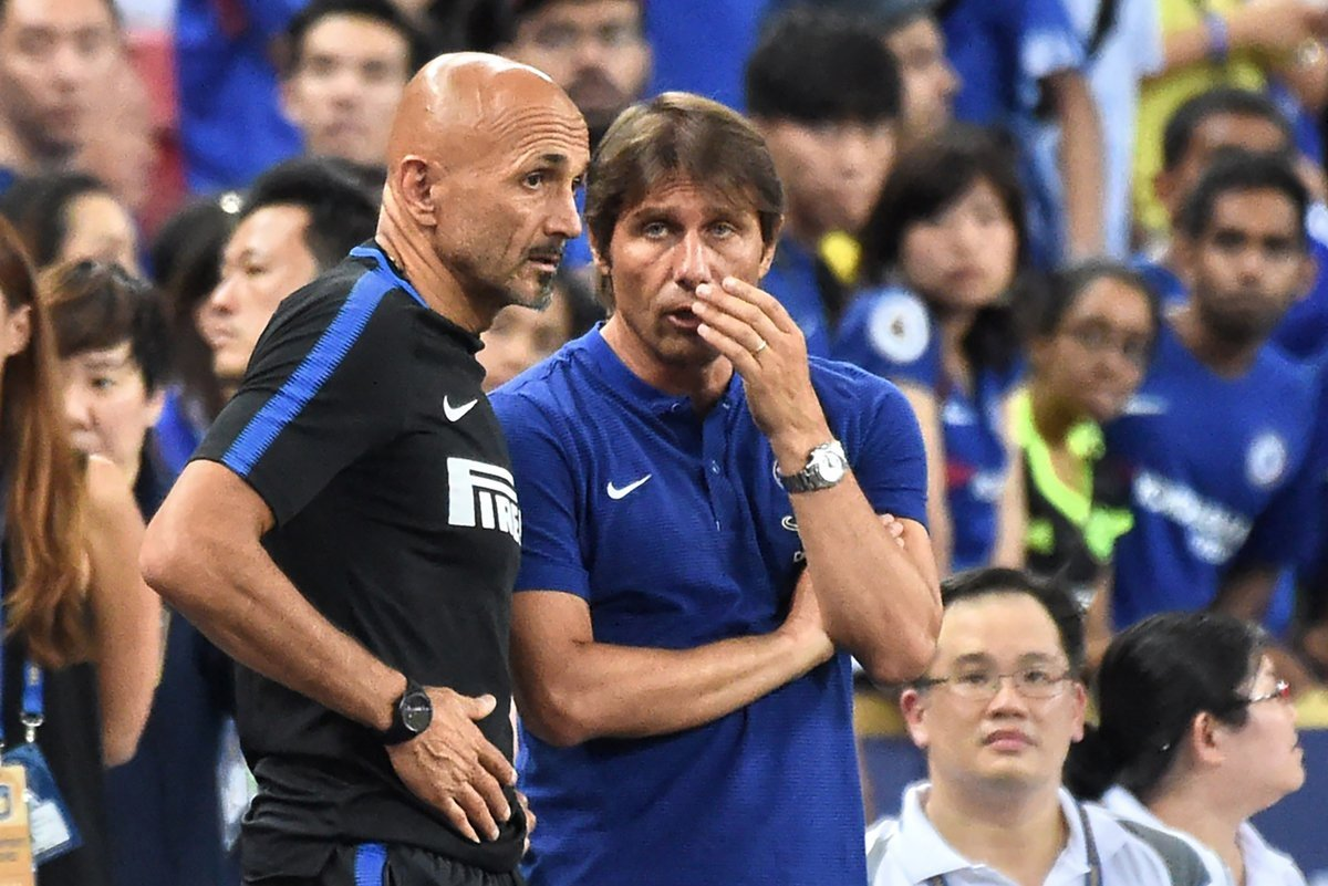 Conte Opens Up On Moses, Morata, Matic, Hazard, Community Shield