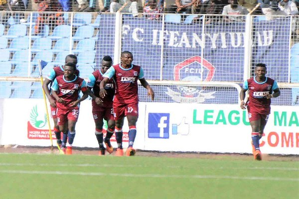 FC IfeanyiUbah Players Owed Four Months Salaries