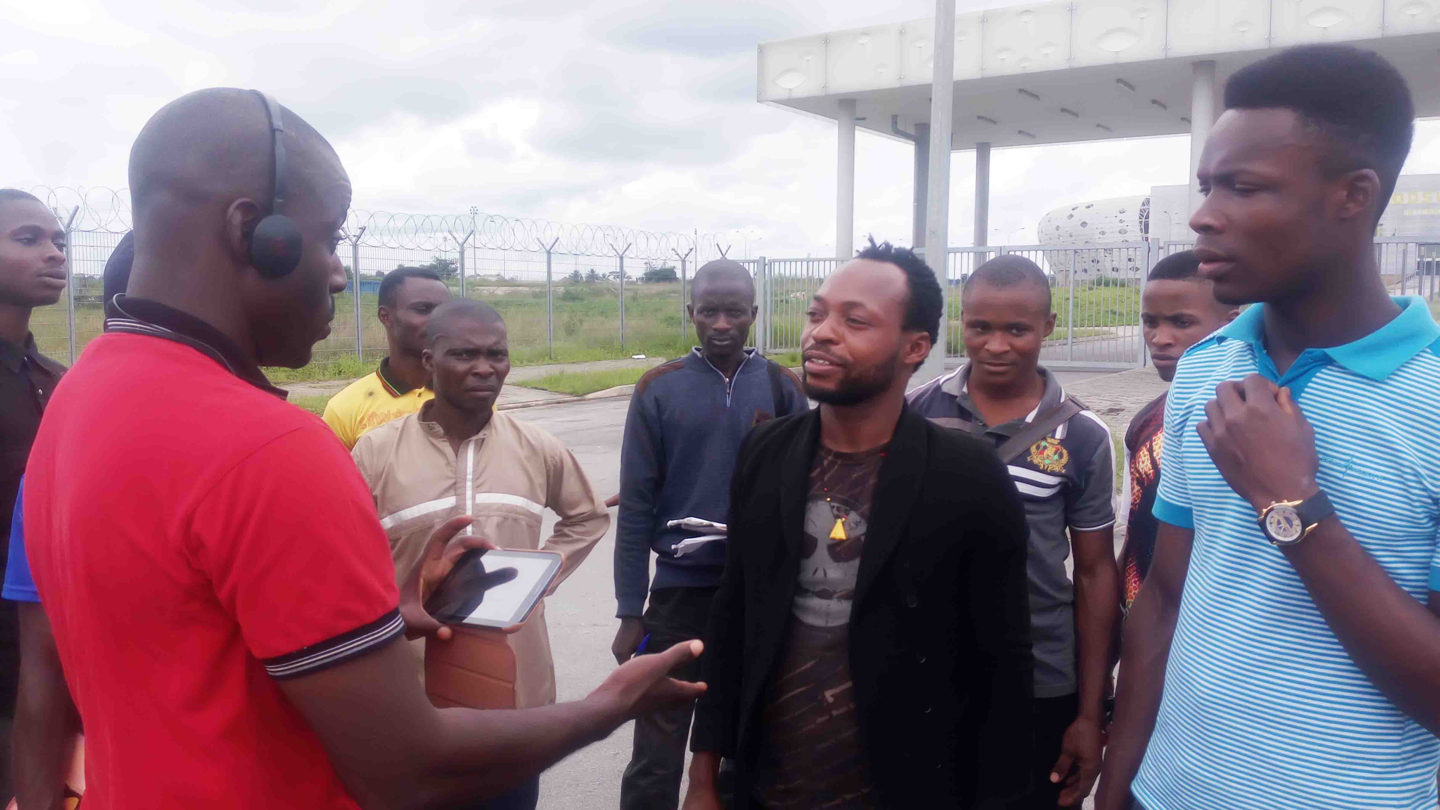 VOX POP: Uyo Fans Tip Super Eagles To Fly Over Cameroun