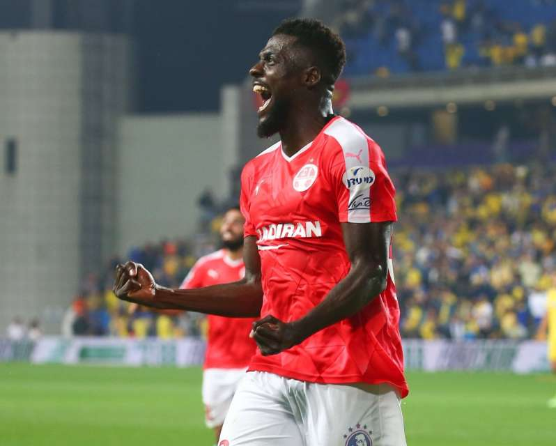 Ogu Fired Up For Champions League Play-off