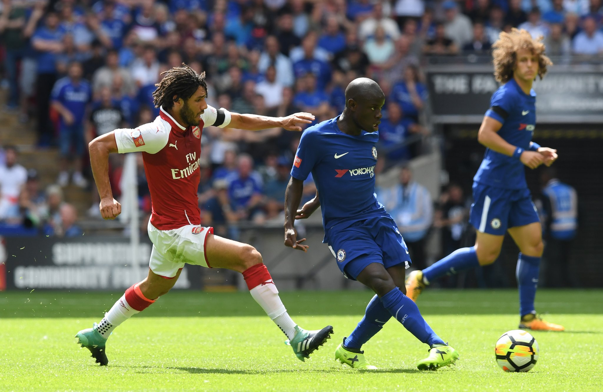 Kante: Chelsea EPL Title Defence Will Be Tough