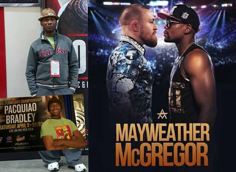 INTERVIEW – Moweta: Mayweather Vs McGregor Is Like Phelps Vs Bolt In Swimming Race; We Know Who Wins