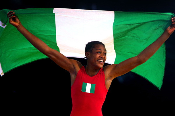 Nigeria's Adekuoroye Qualifies For World Wrestling Tourney Final
