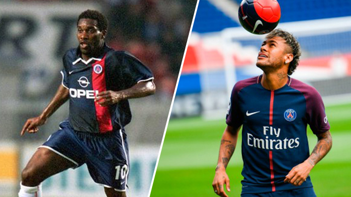 Okocha On Neymar Being Like Him, Messi Vs Ronaldo, Africa's Top Players
